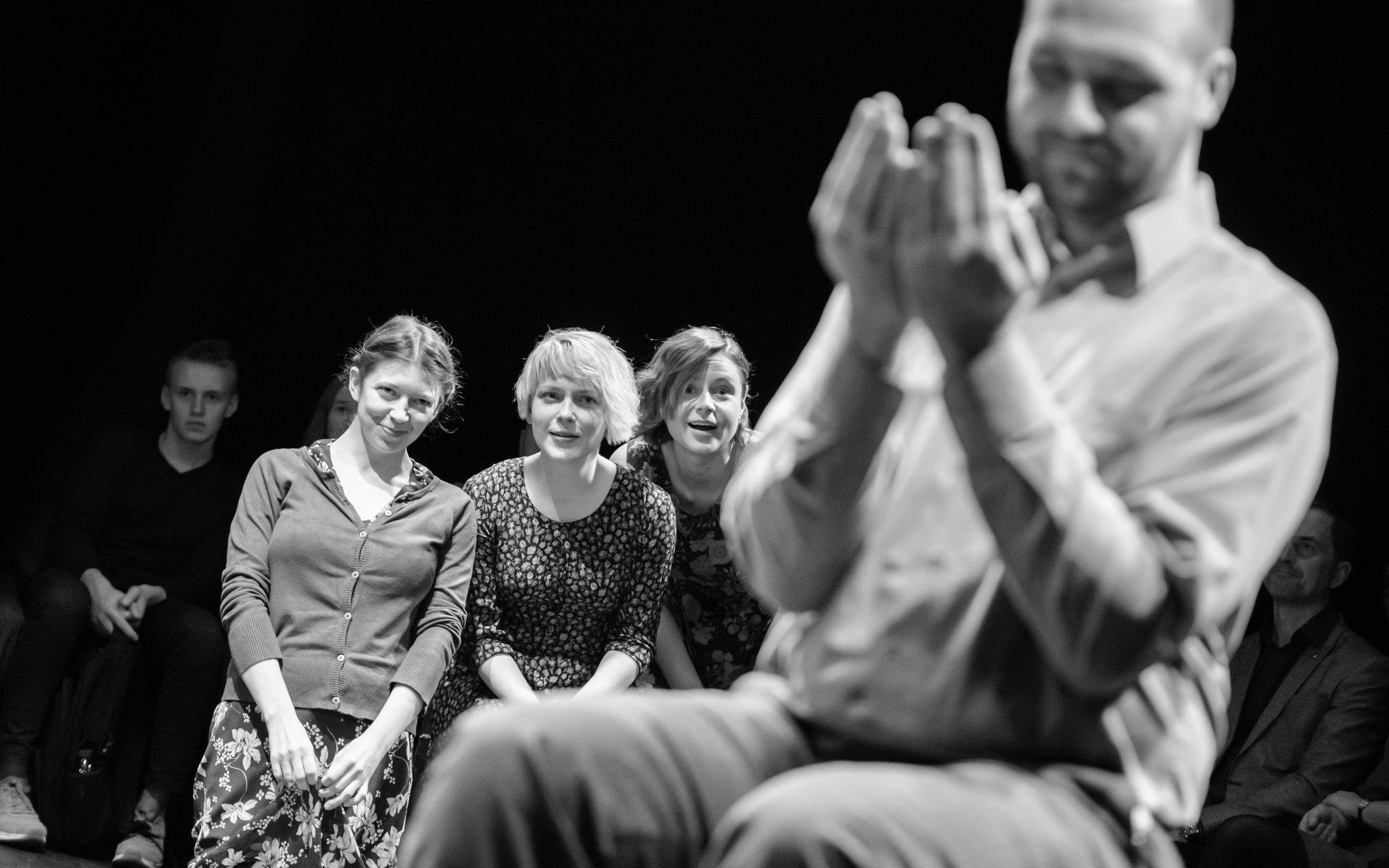 """38-ajame Vokietijos teatro festivalyje """"Heidelberg Stückemarkt"""" šiemet pristatoma Lietuvos teatro programa. Gegužės 8 d. kviečiame stebėti programos renginius!"""